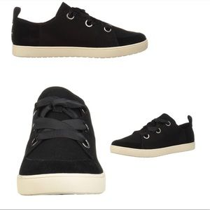 UGG Black Fabric Sneaker